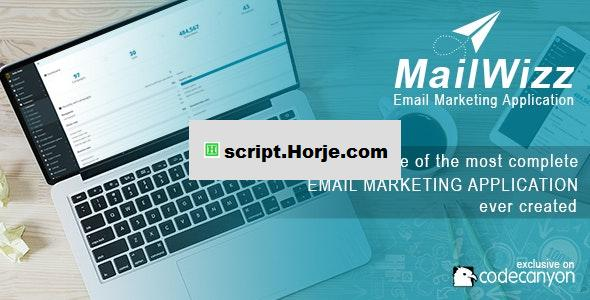 MailWizz v1.9.4 – Email Marketing Application – nulled PHP Script