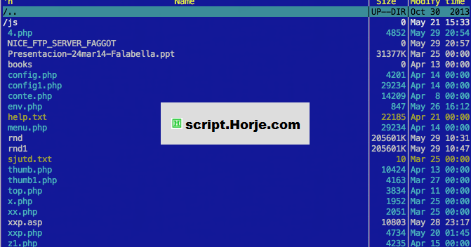 PBNL Spambot PHP Script