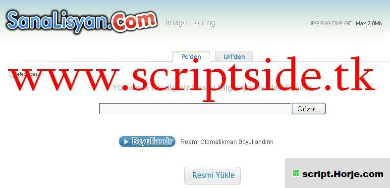 Ajax Image Upload PHP Script