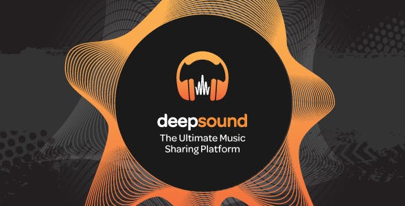 DeepSound v1.3 – The Ultimate PHP Music Sharing Platform – nulled PHP Script