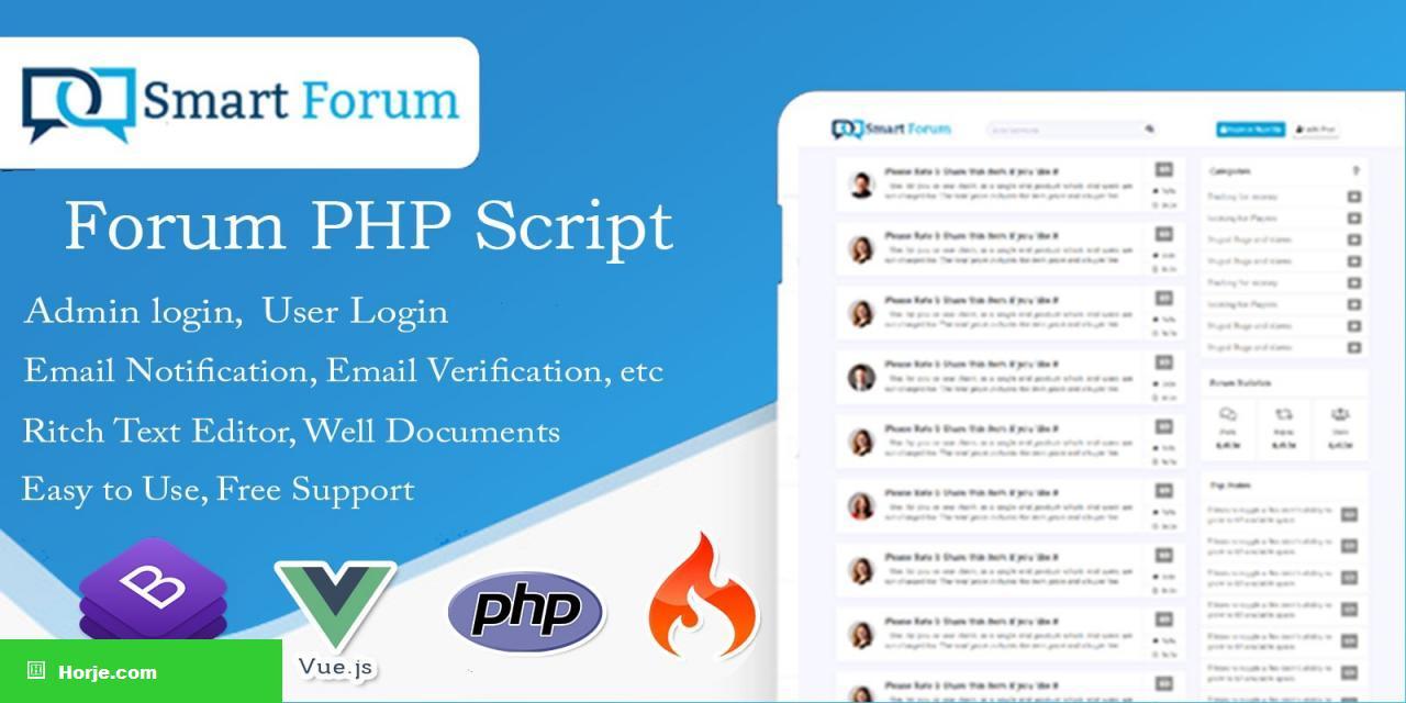 Sanwap Forum PHP Script Free Download