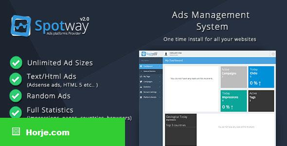 Show Advertise by Country PHP SCRIPT Download