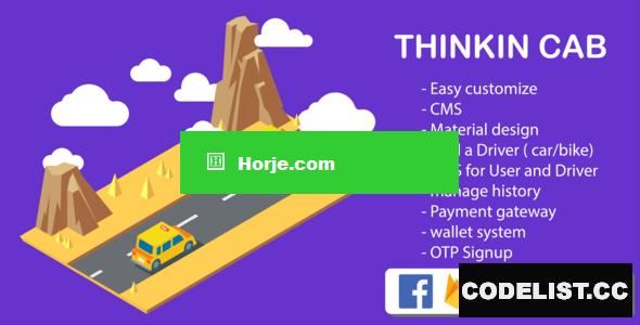 Thinkin Cab & Bike   book Car, Bike & auto   full custom Code v4.0 PHP Script