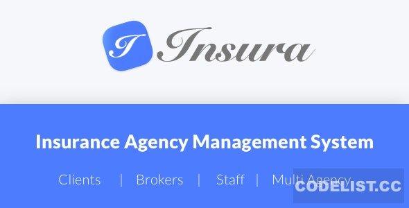 Insura v2.0.4 – Insurance Agency Management System PHP Script