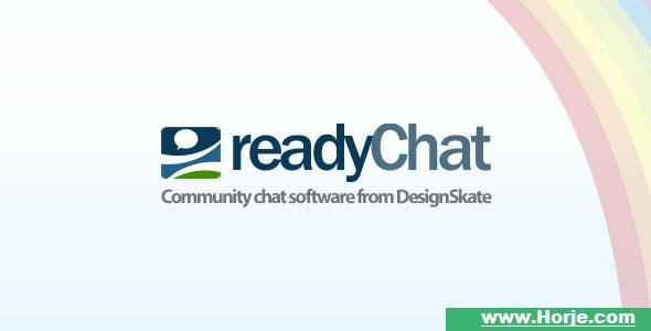 readyChat v2.2 – PHP/AJAX Chat Room PHP Script – Download Nulled