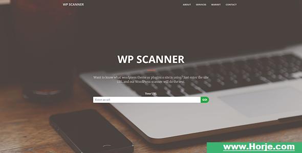 WordPress Scanner PHP Script – Download Nulled