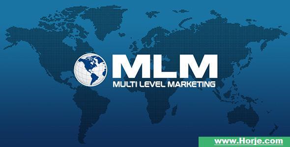 MLM – Multilevel Marketing System PHP Script – Download Nulled
