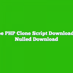 Youtube PHP Clone Script Download – Free Nulled Download